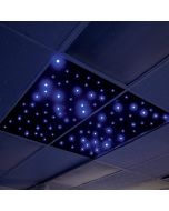 Interactive Fibre Optic Ceiling Tile
