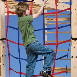 In-FUN-ity Climbing Net