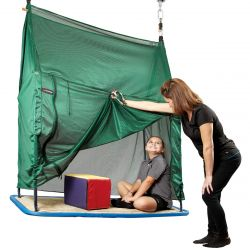 Linear Glider Tent Cover