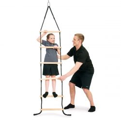 Single Rung Climbing Ladder