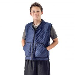 Large Quilted Weighted Vest