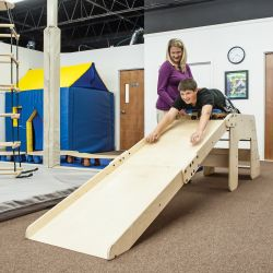 Large Scooter Board Ramp