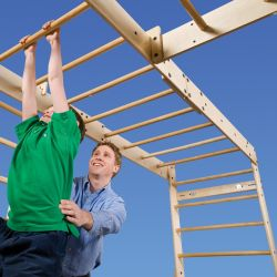 In-FUN-ity Jungle Gym Extender