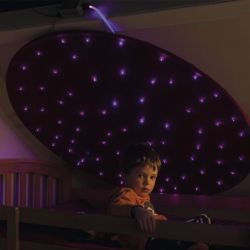 Interactive Star Ceiling Ring
