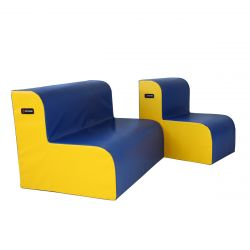 Couch & Chair Lounge Set