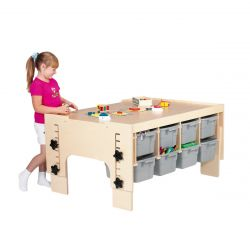 Fine Motor Activity Table & Ramp