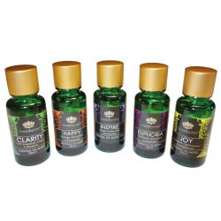 Mood-Elevating Essential Oils Set