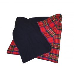 Flannel Weighted Body Shawl