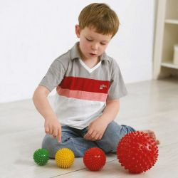 9cm Sensory Balls (Set of 2)