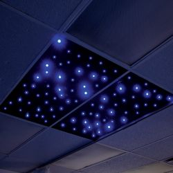 Fibre Optic Ceiling Tile - Relaxation