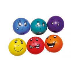 Emotion Face Balls (Set of 6)