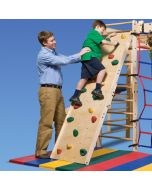 In-FUN-ity Climbing Wall