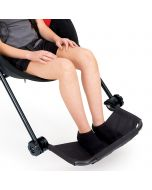 Variable Axis Swing Footrest