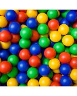 Mixed Colour Balls (Set of 500)
