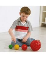 8cm Sensory Balls (Set of 2)